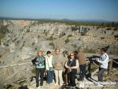 Mirador La Galiana - Cañón de Río Lobos; pueblos de la sierra de madrid;